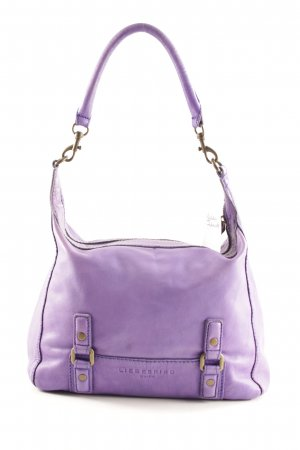 Liebeskind Berlin Handbag lilac casual look