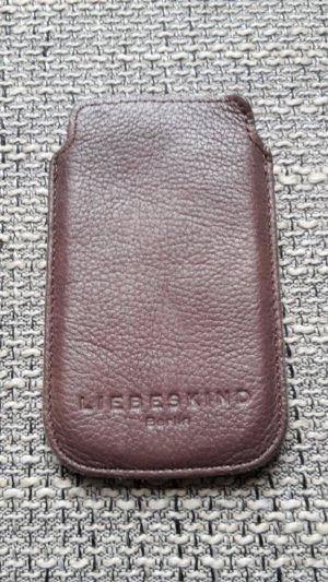 Liebeskind Berlin Étui pour téléphone portable multicolore cuir
