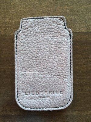 Liebeskind Berlin Handyhülle mauve iPhone 4/4S