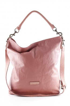Liebeskind Berlin Carry Bag dusky pink casual look