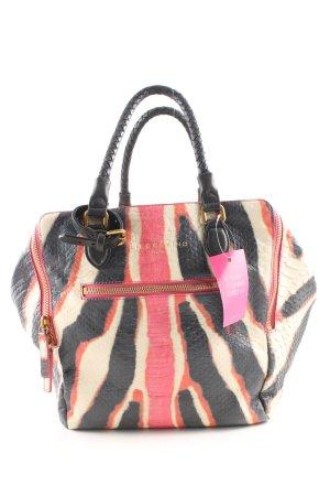 Liebeskind Berlin Carry Bag animal pattern casual look