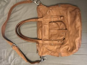 Liebeskind Berlin Carry Bag cognac-coloured-bronze-colored