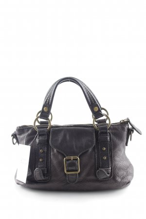 Liebeskind Berlin Carry Bag dark brown street-fashion look
