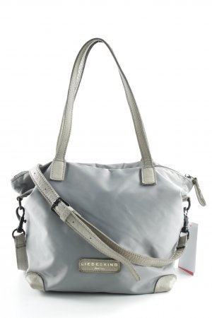 Liebeskind Berlin Carry Bag grey-grey brown simple style