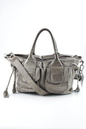 Liebeskind Berlin Carry Bag grey brown casual look