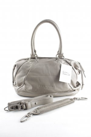 Liebeskind Berlin Carry Bag light grey casual look