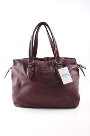 Liebeskind Berlin Carry Bag purple minimalist style