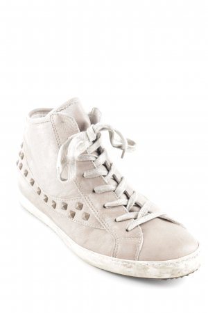 Liebeskind Berlin High Top Sneaker altrosa Casual-Look