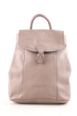 Liebeskind Berlin Mini sac à dos rose chair style d'affaires
