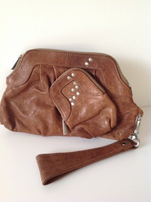 Liebeskind Berlin Mini Bag brown leather