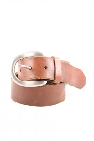 Liebeskind Berlin Leather Belt brown casual look