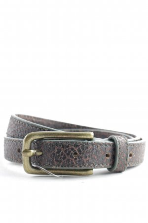 Liebeskind Berlin Leather Belt multicolored reptile print
