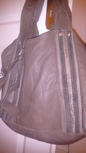 Liebeskind Berlin Lederhandtasche braun