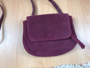 Liebeskind Berlin Mini Bag bordeaux leather