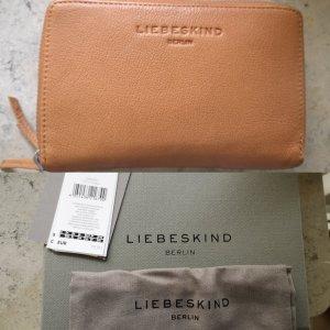Liebeskind Berlin Wallet cognac-coloured