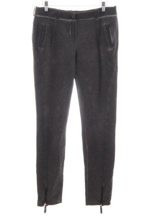 Liebeskind Berlin Pantalone da equitazione nero stile casual