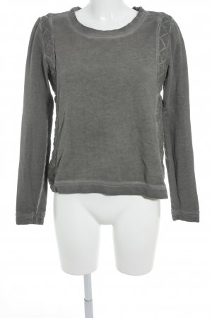 Liebeskind Berlin Crewneck Sweater ocher-natural white casual look