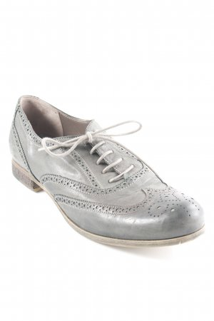 Liebeskind Berlin Lace Shoes green grey business style