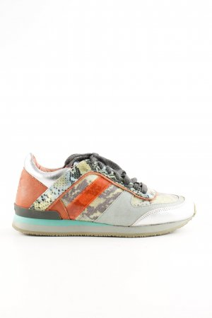 Liebeskind Berlin Schnürsneaker Animalmuster Casual-Look