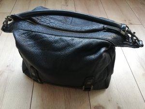 Liebeskind Berlin Sac porté épaule noir-gris