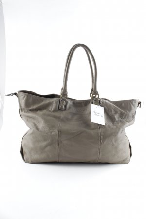 Liebeskind Berlin Shopper gris brun style simple
