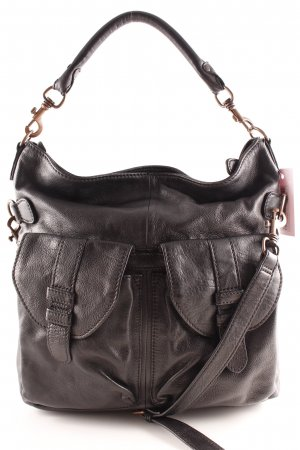 Liebeskind Berlin Shopper schwarz Casual-Look