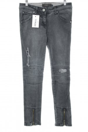 Liebeskind Berlin Skinny Jeans dunkelgrau Casual-Look