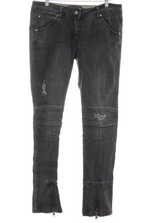 Liebeskind Berlin Slim Jeans taupe Casual-Look