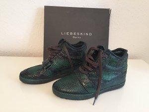 Liebeskind Berlin Sneakers snake verde