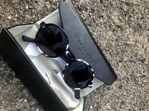 Liebeskind Berlin Glasses black-white