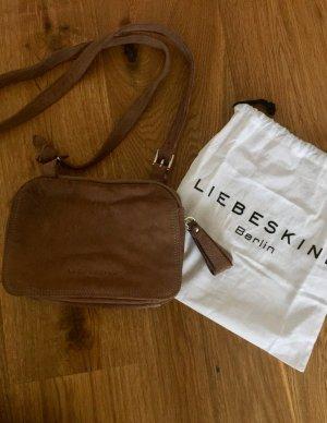 Liebeskind Berlin Tasche braun Leder