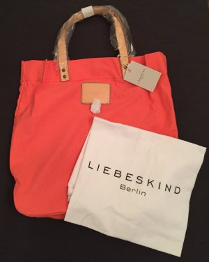 Liebeskind Berlin Canvas Bag multicolored