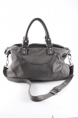 Liebeskind Berlin Crossbody bag grey brown street-fashion look