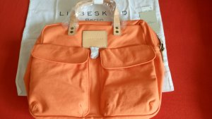 Liebeskind Berlin Comprador naranja tejido mezclado