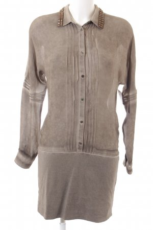 Liebeskind Blouse Dress grey elegant
