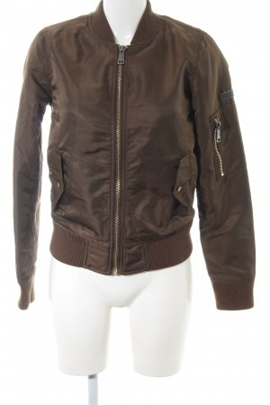 Liebeskind Bomber Jacket bronze-colored casual look