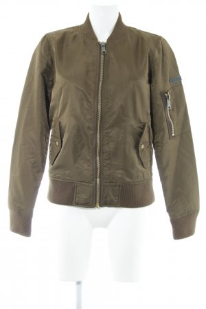 Liebeskind Bomber Jacket green grey casual look