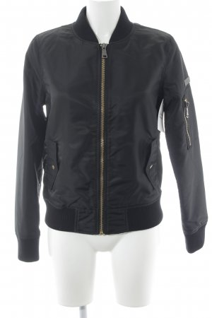 Liebeskind Bomber Jacket black athletic style