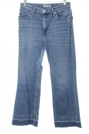 Liebeskind Boot Cut Jeans stahlblau Casual-Look