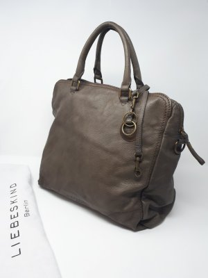 Liebeskind Business Bag multicolored leather
