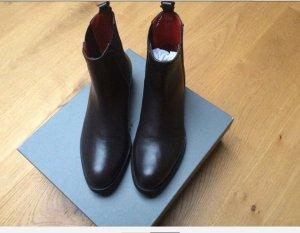 Liebeskind Chelsea Boots Stiefeletten braun Gr 38