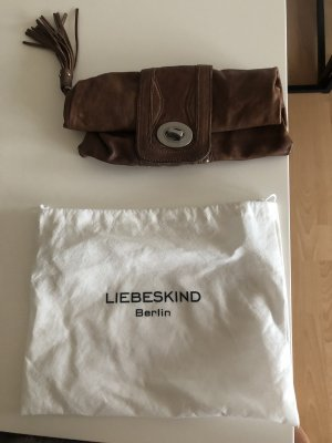Liebeskind Berlin Clutch beige-brown