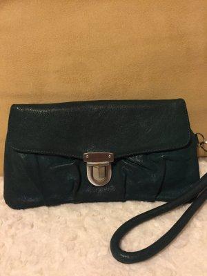 Liebeskind Clutch/großes Portemonnaie in dunkelgrün