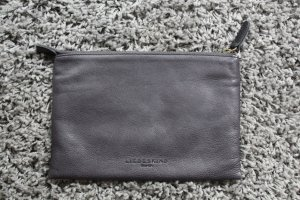 Liebeskind Berlin Clutch brown-bronze-colored leather