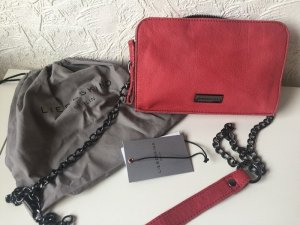 Liebeskind Crossbody Bag CHRISSY X-MAS KISS RED Echt Leder
