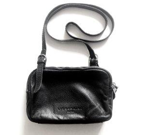 Liebeskind Berlin Crossbody bag black leather