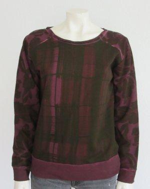 Liebeskind Damen Sweatshirt Gr. 36 bordeaux