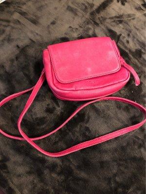 Liebeskind Echtleder pink Tasche