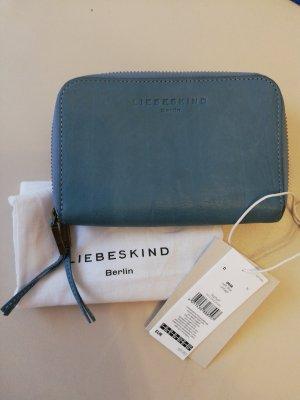 Liebeskind Berlin Portefeuille bleu azur