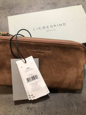Liebeskind Berlin Wallet brown leather